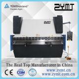 Máquina de dobra de aço do metal de China com Ce e certificação ISO9001 (wc67k-40t*2200)