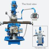 Especificación de la fresadora de la torreta (X6332WA)