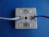 2 가벼운 모듈 년 보장 5054 4chips LED