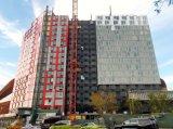 Edificio prefabricado de varios pisos de la estructura de acero (KXD-SSB45)