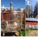 10bbl米国ビールビール醸造所の設備製造業者