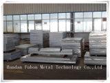 Placa de alumínio Finished do moinho para o molde/fuzileiro naval/plataforma/veículo/espaço aéreo com preço de fábrica