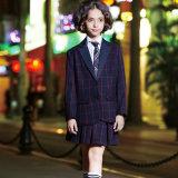 Uniformes scolaires bon marché d'uniformes scolaires de vente en gros neuve de blazer