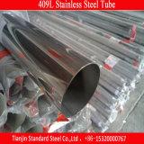 Tubo del acero inoxidable de AISI 409 para el múltiple