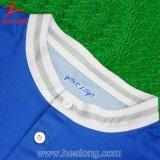 100%年のポリエステルカスタムソフトボールのユニフォームメンズスポーツ・ウェアのUnifromの野球のジャージーのワイシャツ