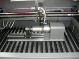 Máquina de estaca gravura a água-forte do laser do CO2 para a gravura da estaca
