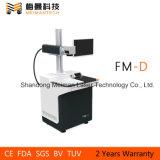 Машина маркировки лазера Китая для утюга листа нержавеющей стали алюминиевого