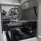 Neueste PC Controller-Legierungs-Rad-Reparatur-Drehbank-Maschine Awr28hpc
