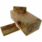 50의 소책자 (ES-RP-002)의 처리되지 않는 종이 뭉치 자연적인 특대 호리호리한 가득 차있는 상자