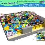 Castello impertinente molle dei bambini per la strumentazione del parco di divertimenti (H14-0924)