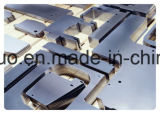 máquina de estaca do laser do metal da fibra do CNC 1500W