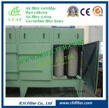 Substituer le collecteur de poussière de cartouche de Comfill