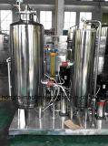 탄산 음료 병에 넣는 프로세스를 위한 탄산 물 섞는 기계