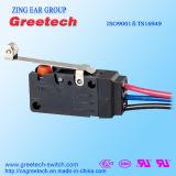 Micro Switch impermeável para dispositivos eletrônicos