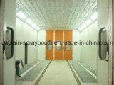 Автоматическая длинняя комната покрытия шины, будочка брызга