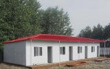 Casa prefabricada de la estructura de acero del edificio