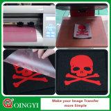 Película de la impresión del traspaso térmico de la multitud de Qingyi Niza para la ropa