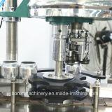Роторный тип автоматическое Monoblock 2 в 1 соке может заполняя и герметизируя машина