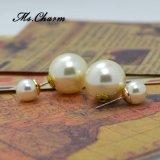 نمو مزدوجة يؤيّد كرة تقليد لؤلؤة تصميم مجوهرات دعامة حلول