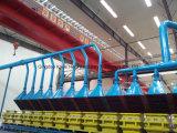 Equipamento perdido da carcaça da espuma da MPE da venda quente de Polular, máquina da fundição