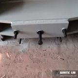 Triturador de pedra da maxila da capacidade elevada para o edifício de estrada 60 Tph
