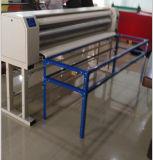 Máquina de transferência giratória da imprensa do calor do Sublimation para a tela Texitle do rolo