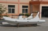 Barco de pesca del yate de la vela del barco de la costilla del motor de la fibra de vidrio de Liya los 6.2m