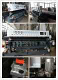 Chanfrein taillant efficace de polissage élevé de 11 moteurs faisant la machine en verre
