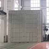 Qualitäts-großer Stahlkonstruktion-Sand-Startenraum mit automatischem abschleifendem Wiederverwertungs-System (Q26)