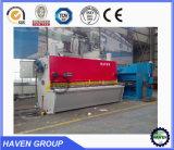QC11y-20X4000 유압 단두대 깎는 기계, 강철 플레이트 절단기
