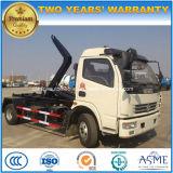 Dongfeng 4X2 7 Ton van het Broodje van het Wapen van Vuilnisauto 7 Cbm de Vrachtwagen van het Wapen van de Trekkracht