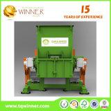 Cartón de la basura de la alta capacidad del depósito del 50% que recicla el equipo para la venta