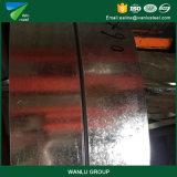 Bande en acier galvanisée plongée chaude étroite de Q 195