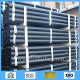 Venta caliente inconsútil de los tubos de acero del carbón del bajo costo de la alta calidad