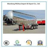 camion-citerne de la colle en vrac de l'alliage 60m3 d'aluminium, remorque en bloc de poids léger