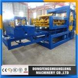 Machine de fabrication de brique automatique hydraulique