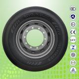 Автошина 385/55r22.5 китайской автошины привода тяжелой тележки автошины Tubless автошины TBR радиальная