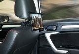 10.1 dispositivo elegante video de la llamada de teléfono del jugador 4G del anuncio de los media multi del coche de la pulgada