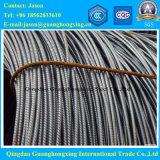 Rebar en acier déformé de haute résistance pour le matériau de construction de BS4449 500b, HRB500, ASTM A615 Gr520