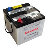 Us6tl/Us6tn Starting Dry Charged Truck Battery 12V100ah/125ah