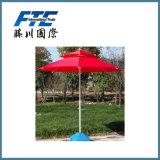 Guarda-chuva de praia diferente feito sob encomenda relativo à promoção de Adversting das cores