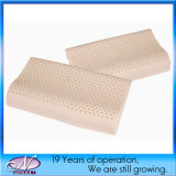 100% natürliches Talalay Latex Wave Pillow mit Different Fabric