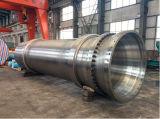 Прессформа трубы бросания Centrifugal с Dn1200-2600*9000mm