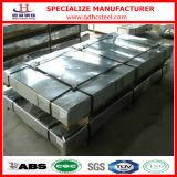 Vorgestrichenes galvanisiertes gewölbtes Stahldach-Blatt