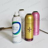 Bidon de jet en aluminium pour l'empaquetage d'aérosol de soins de la peau (PPCC-AAC-022)