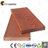 Decking WPC составной с новой поверхностью заряда древесины 3D