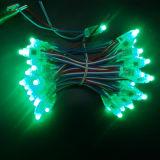 クリスマスの照明の小型サイズ220V 8*16mm LEDの屈曲のネオン青いカラー