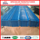 Leichtes Corrugated Steel Sheet Materials Color Roof mit Price