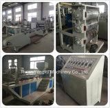 Inclinados Individual piezas de material plástico de plástico de la máquina de extrusión de láminas (YXPD750)