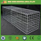 中国の工場供給によって溶接されるGabionのバスケット、Gabionボックス